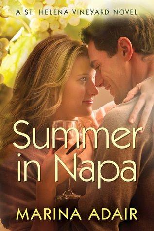Summer in Napa (St. Helena Vineyard, #2)