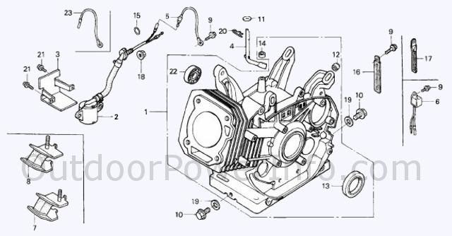 Wiring Diagram For Honda Gx160