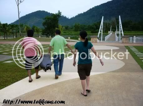 Kamunting Lake Park