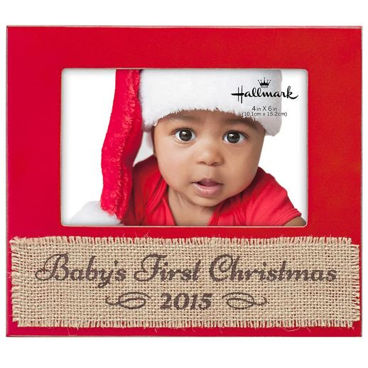 Personalized Babys First Christmas Frame Babys First Christmas