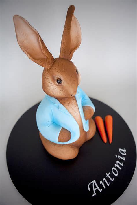 Peter Rabbit Birthday Cake, Rabbit Birthday Cake, 3D Peter