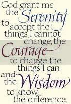 Serenity Prayer Pictures, Images and Photos