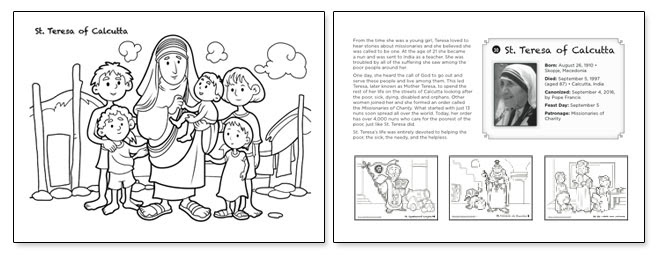 30 Parts Of The Mass Coloring Pages - Mihrimahasya ...