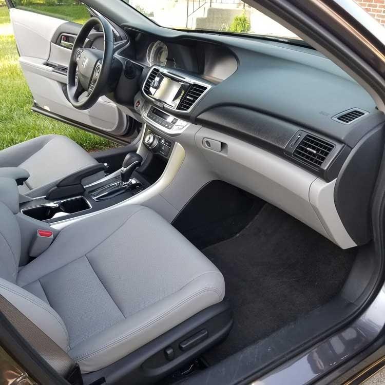 Car Interior Detailing Dayton Ohio