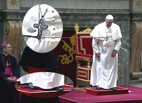 Iron Cross di Papa Francesco I
