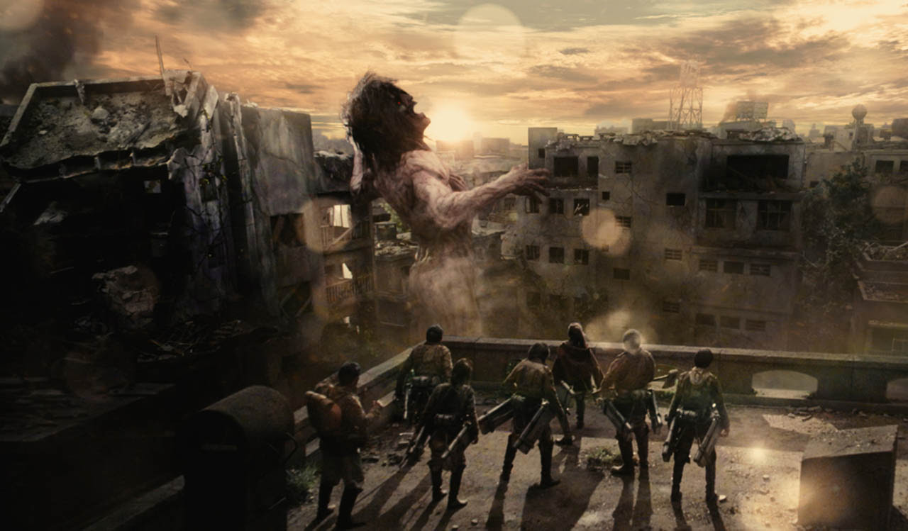 Attack On Titan End Of The World Part 2 2015 Review Stg