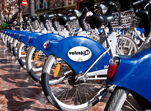 Valenbisi - Valencia's Great Bike Share System