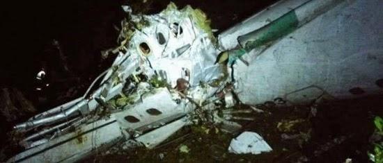 Acidente com avião da Chapecoense deixa 6 sobreviventes, diz nota