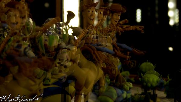 Disneyland Resort, Disney California Adventure, Animation Building, Toy Story, Woody