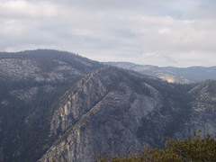 3 brothers - eagle peak from taft point