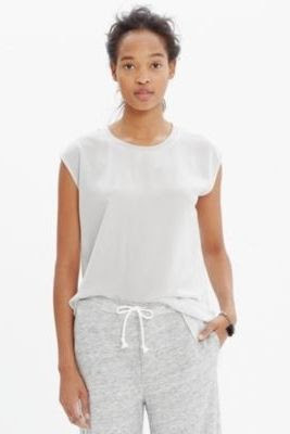 Madewell Silk Retreat Tank