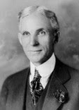 Henry Ford,                 portrait