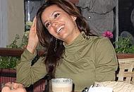 Eva Longoria, amante del caffè