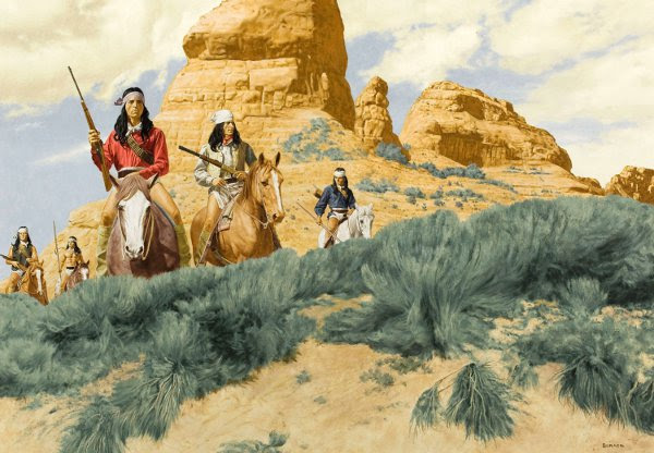 Apache Raiders