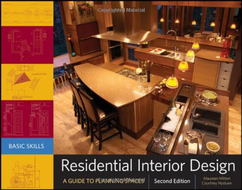 Eztebook Residential Interior Design A Guide To Planning Spaces