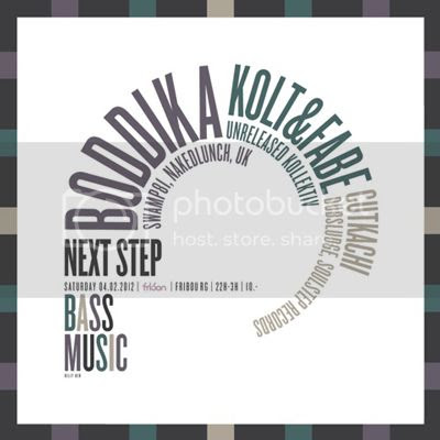 Next Step Bass Music 04.02.2012