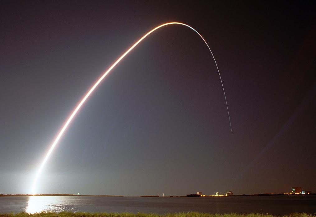 Canaverallaunch