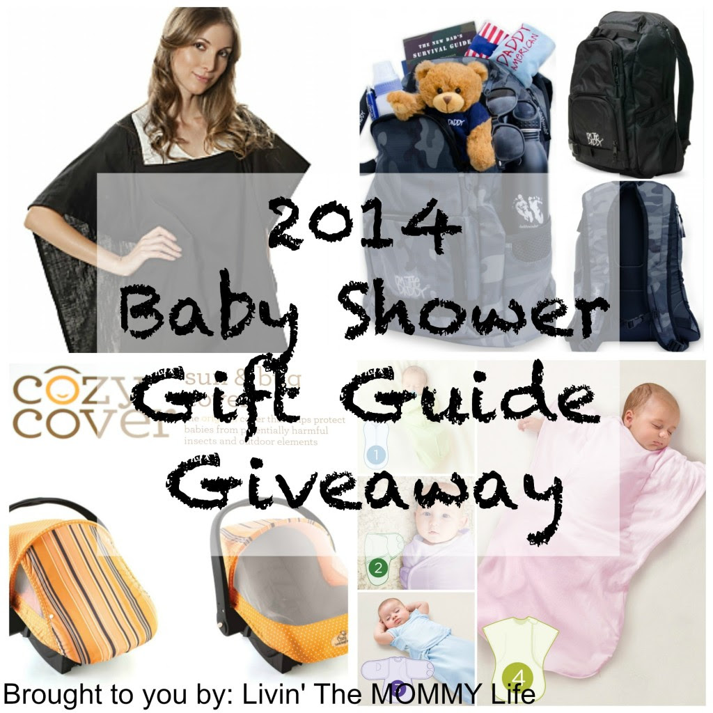 Baby Shower Giveaway 2014