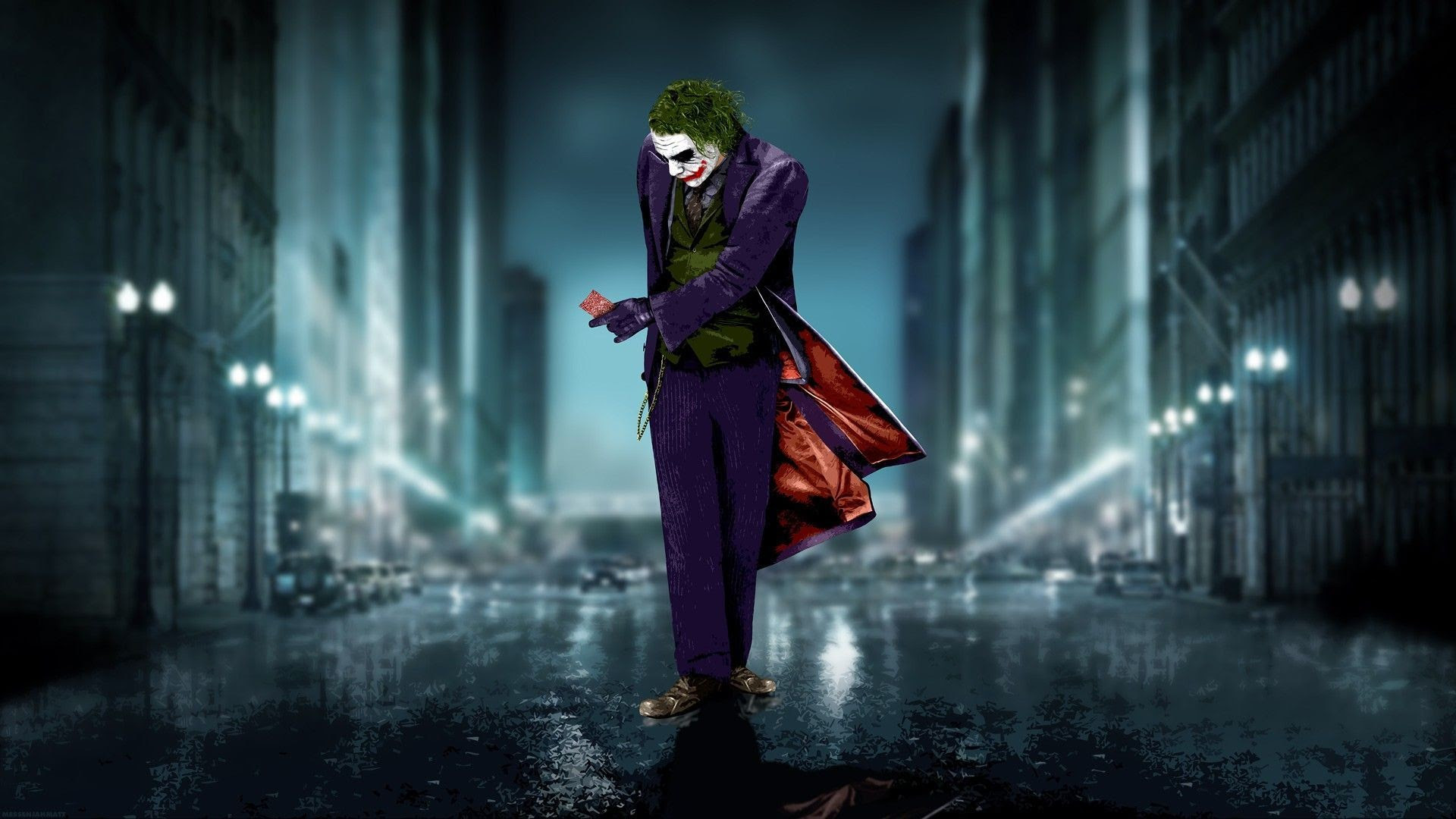 Woowpaper 3d Hd Wallpapers Joker