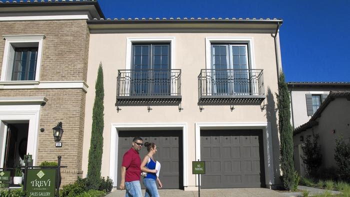 Luxury home sales sizzle