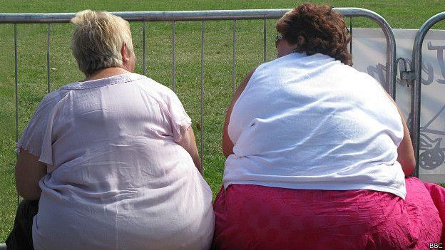 Mujeres con sobrepeso