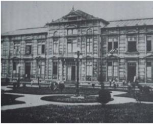 Foto del Sistema Nacional de Bibliotecas. SINABI.