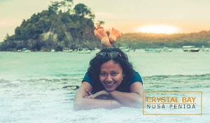 Pantai Crystal Bay Sebening Kristal Di Nusa Penida