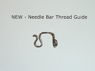 04 Needle Bar Thread Guide - Repaired (Jan 2013)