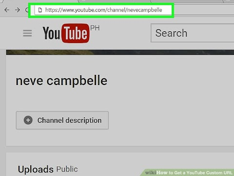 How To Get A Youtube Url
