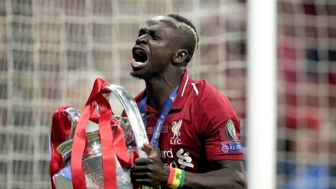 BREAKING NEWS! Sadio Mane Wins African Player Of The Year Award