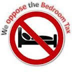 We oppose the Bedroom Tax