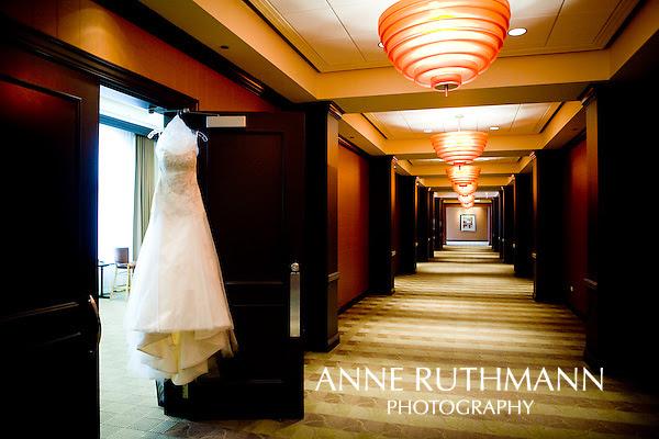 hotel orrington wedding photographer