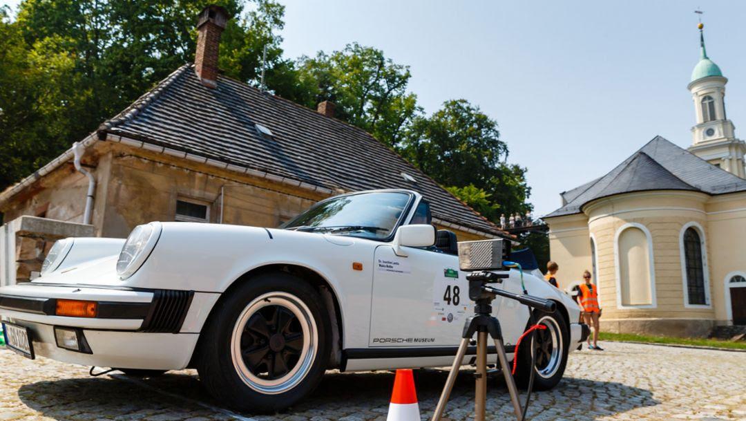 Porsche 911 3.2, Sachsen Classic, 2015, Porsche AG