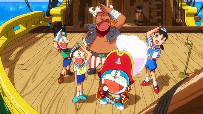 Doraemon the Movie 2018: Nobita's Treasure Island in Hindi Download HD