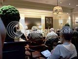 Salon at the Rex Hotel, 03.21.2012 Salon at the Rex Hotel.