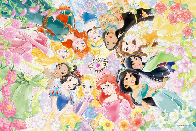 Epo 97 001 ディズニー Floral Dreamフローラルドリーム