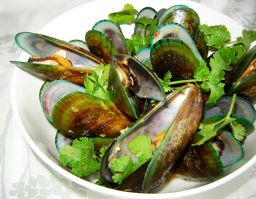 Chilli Lime Mussels 2
