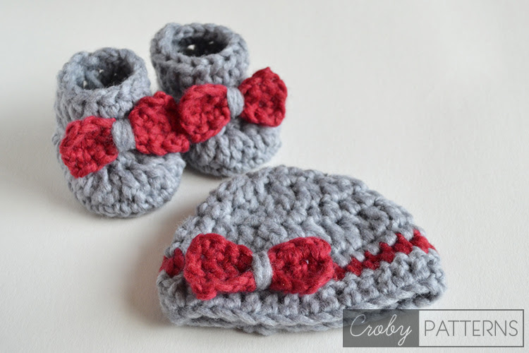 Free Baby Boy Crochet Sandals Pattern Crochet Newborn Baby Booties