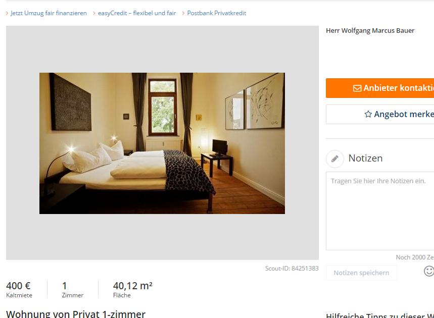 Zimmer Wohnung Hannover Privat