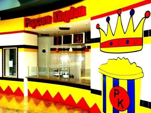 Empty Store 1 Popcorn King