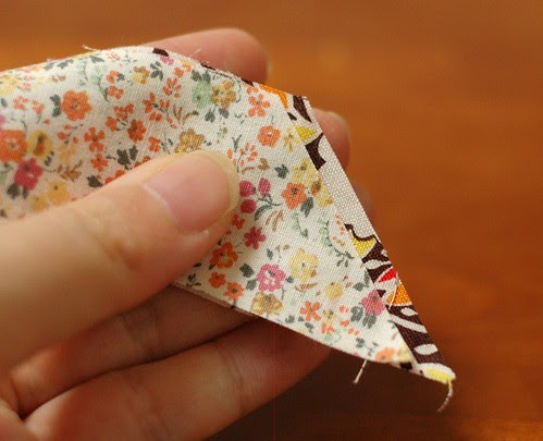 How to make a patchwork string 5