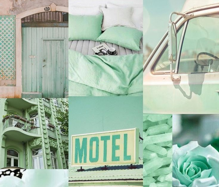 40 trend terbaru background hijau aesthetic