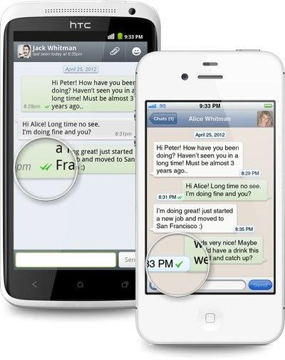 Was Bedeutet Bei Whatsapp Ein Haken - anisa dasa