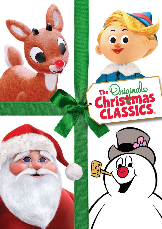 Original Christmas Classics DVD
