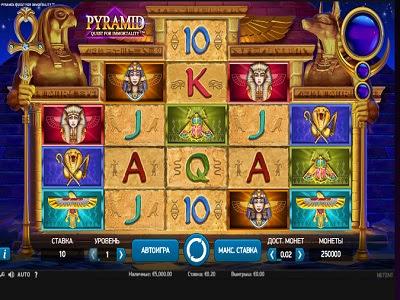 Игровой автомат Parthenon Quest for Immortality играть бесплатно