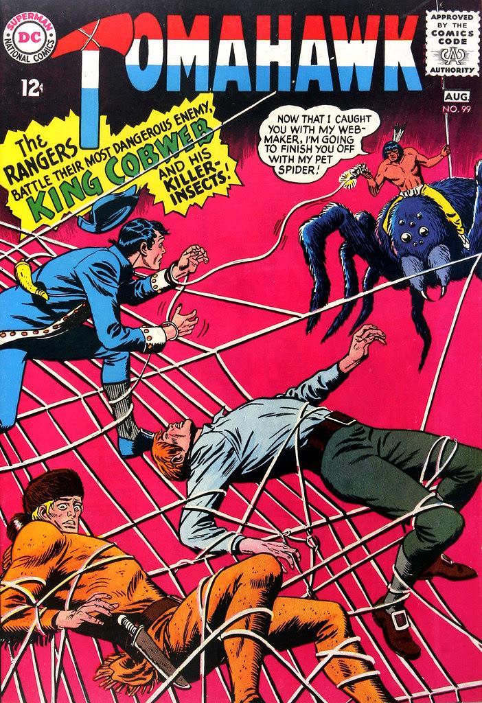 Tomahawk #99 (DC, 1965)
