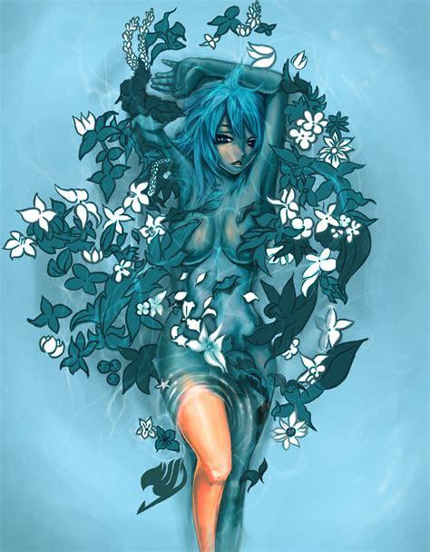 juvia lockser fairy tail daily anime art