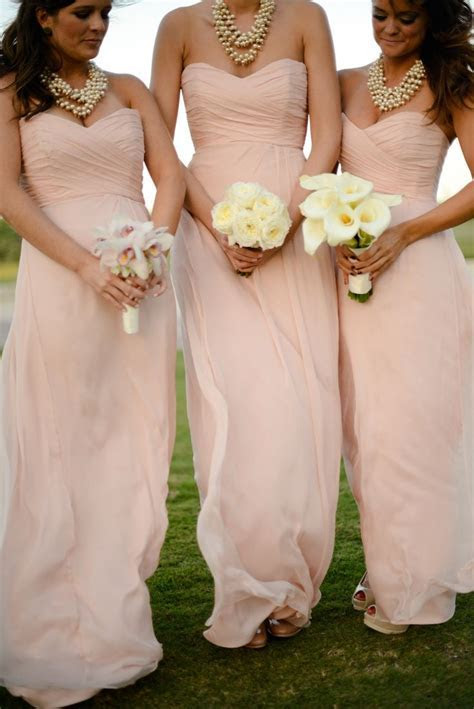 Bridesmaid Dresses ,Simple Bridesmaid Dresses ,Long
