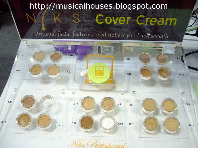 beauty asia niks concealer