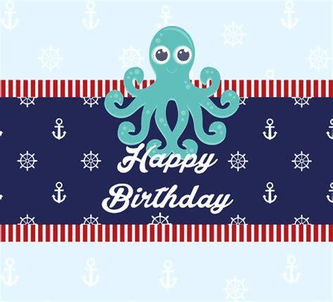 Happy Birthday Sailor! Free Happy Birthday eCards